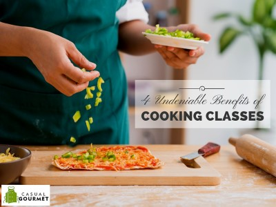 Benefits of Enrolling in Cooking Classes
