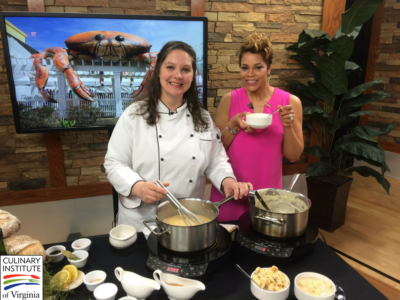 She-Crab Soup Festival Returns to Virginia Beach, Presented by the Culinary Institute of Virginia